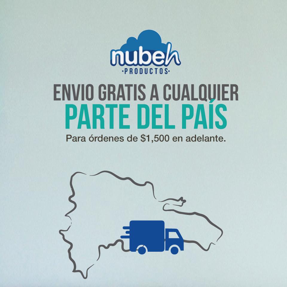 EnvioGratis  -  Nubeh