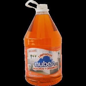 Limpiador de Inodoros y Cerámicas Nubeh 1 Galón