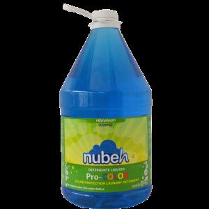 Detergente Líquido Pro-Color Nubeh 1 Galón
