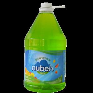 Desinfectante Nubeh Frutal 1 Galón