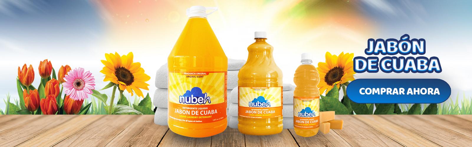 Jabón de Cuava  -  Nubeh