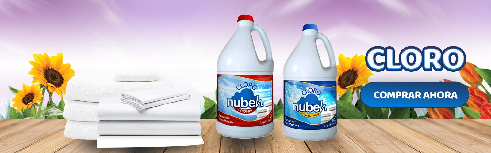Cloro  -  Nubeh